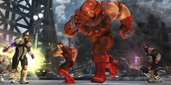X-Men Destiny (PlayStation 3)