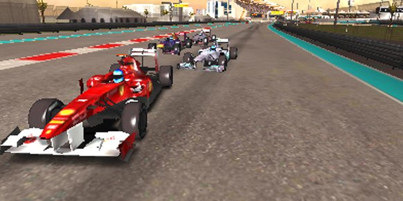 F1 2011 3DS