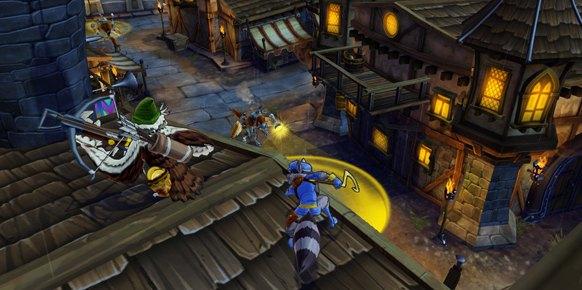 Sly Cooper Ladrones en el Tiempo (PlayStation 3)