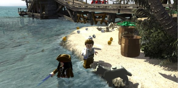LEGO Piratas del Caribe (PC)