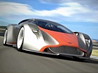 Aston Martin DP-100 Vision: Unveiled at Goodwood