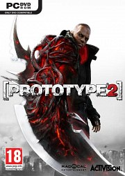 Cartula oficial de Prototype 2 PC