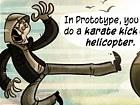 V�deo Prototype 2 Karate Kid - Helicóptero