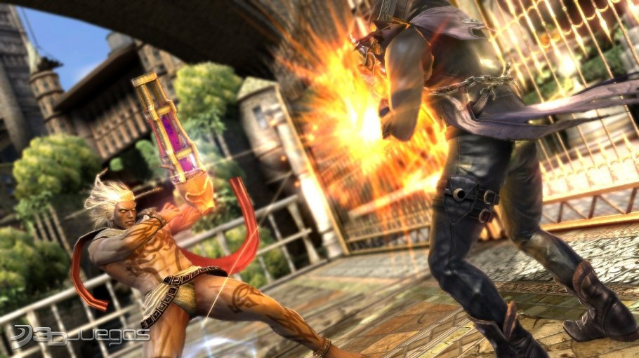Soul Calibur V - An�lisis