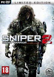 Car�tula oficial de Sniper: Ghost Warrior 2 PC
