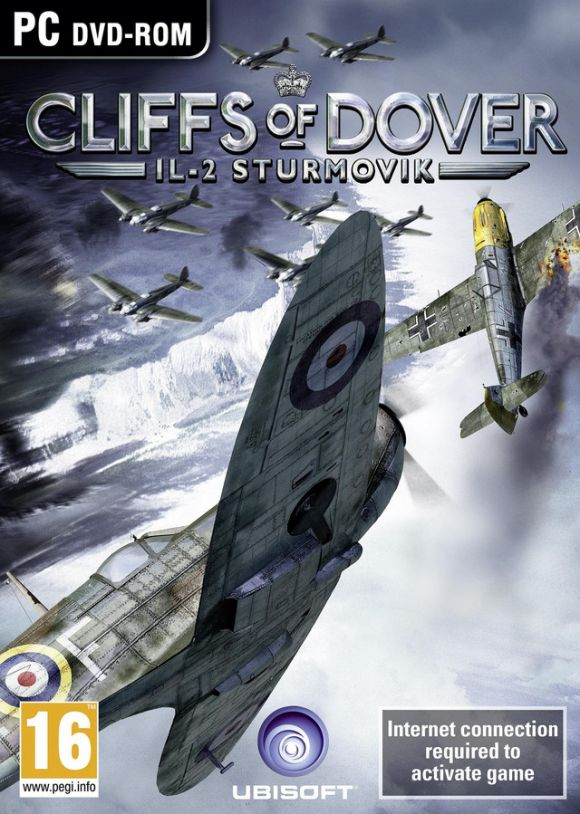 Car�tula de IL-2 Sturmovik: The Cliffs of Dover