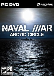 Car�tula oficial de Naval War Arctic Circle PC