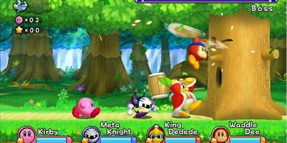 Kirby's Adventure: Kirby's Adventure: Impresiones jugables