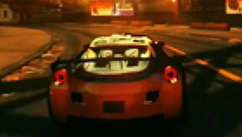 Video Ridge Racer: Unbounded, Basic and Advanced City Editor
