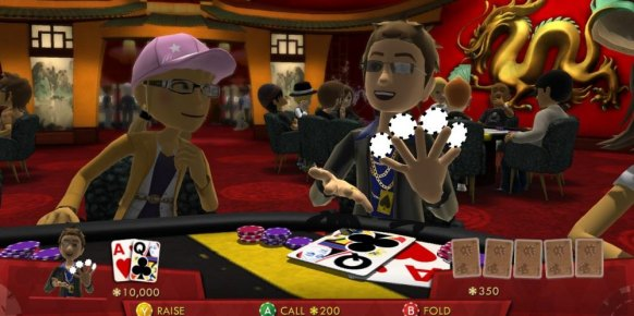 Full House Poker (Xbox 360)