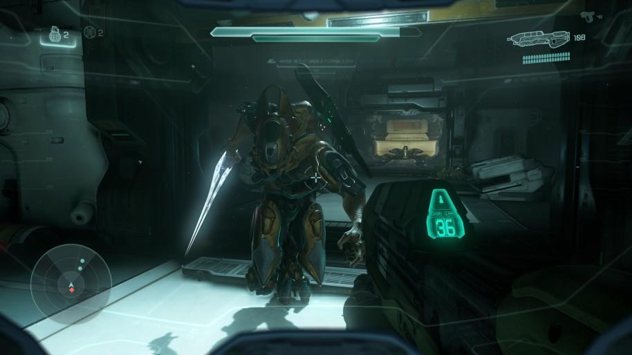 Halo 5 Guardians: Una campaña legendaria