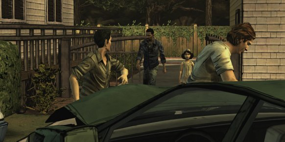The Walking Dead: Episode 1 PS3