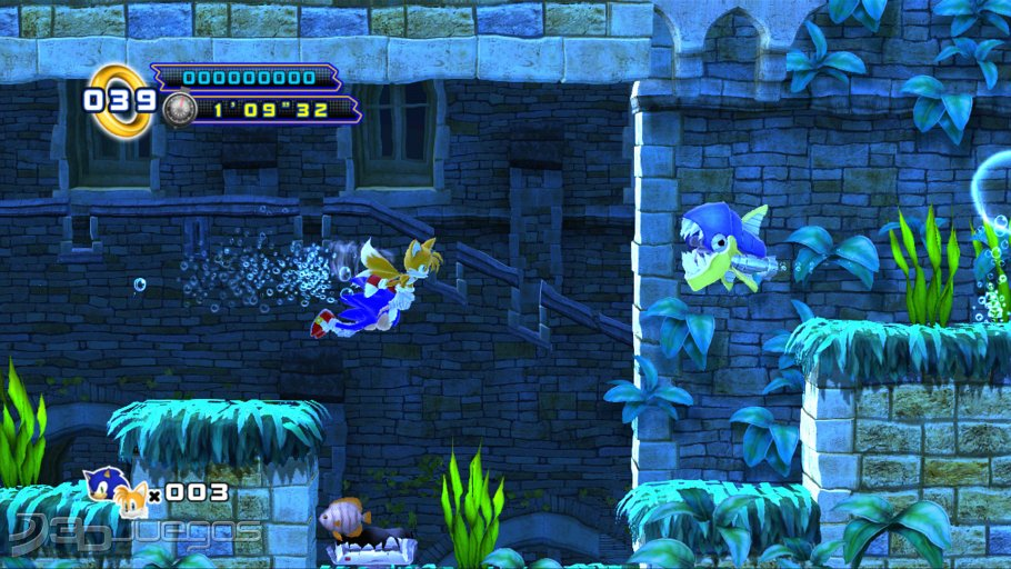 Sonic the Hedgehog 4 Episode 2 - An�lisis