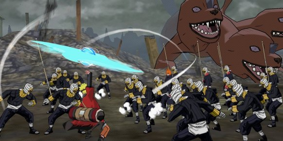 Naruto Ultimate Ninja Impact an�lisis