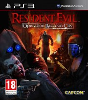 Resident Evil: Raccoon City PS3