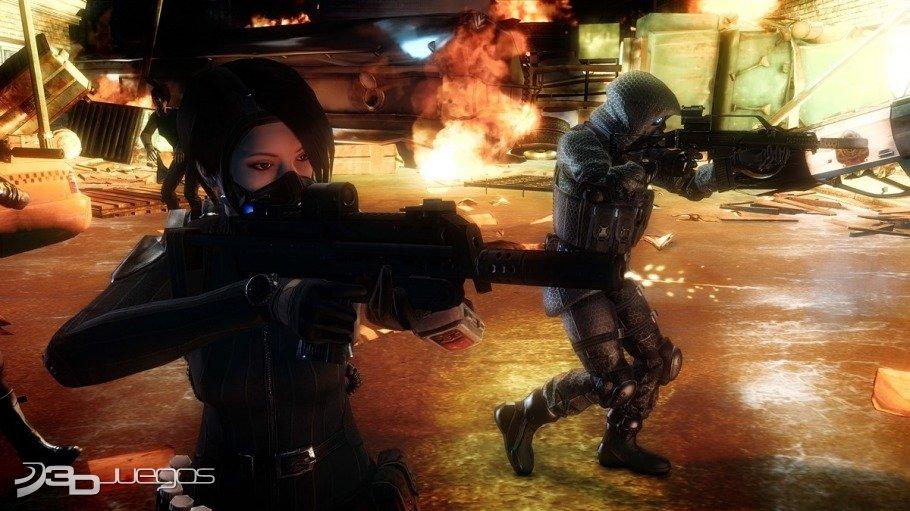 Resident Evil Raccoon City - Impresiones E3 2011