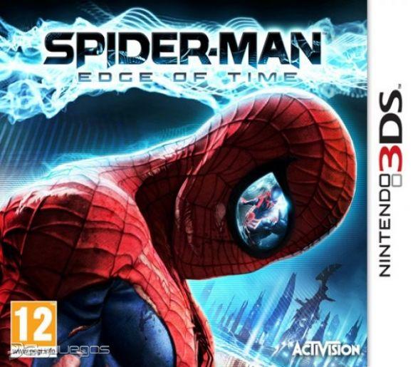 """La imagen """"http://i11b.3djuegos.com/juegos/7394/spiderman_edge_of_time/fotos/ficha/spiderman_edge_of_time-1813065.jpg"""" no puede ser mostrada porque contiene errores."""
