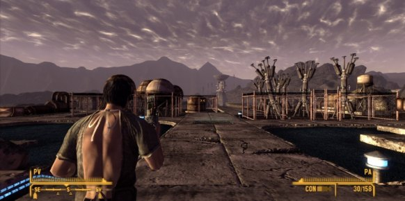 New Vegas Old World Blues