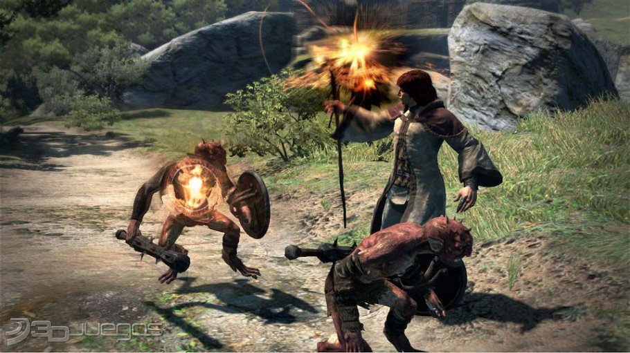 Dragon's Dogma - An�lisis