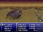 Pantalla Final Fantasy VI