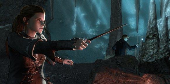 H. Potter Reliquias de la muerte 2 (Xbox 360)