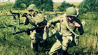 Video Iron Front: Liberation 1944, Infantry
