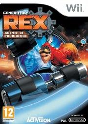 Generator Rex Wii