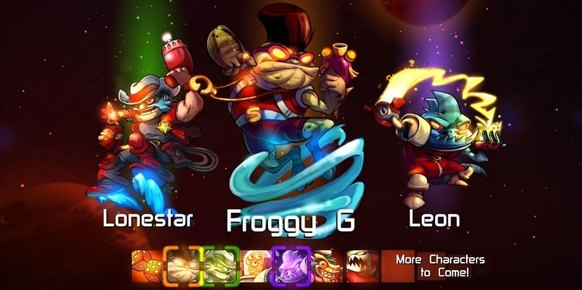 Awesomenauts X360