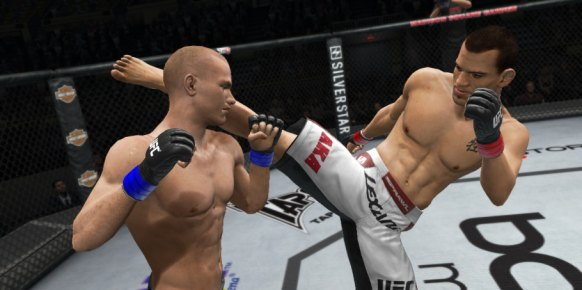 UFC Undisputed 3 an�lisis