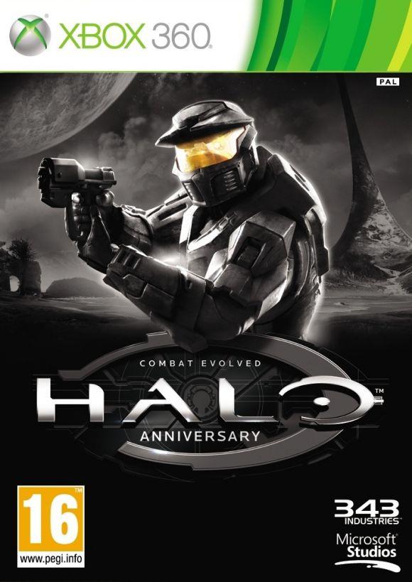 Halo Combat Evolved Anniversary RIP-PROPIO RGH-JTAG PL-UL