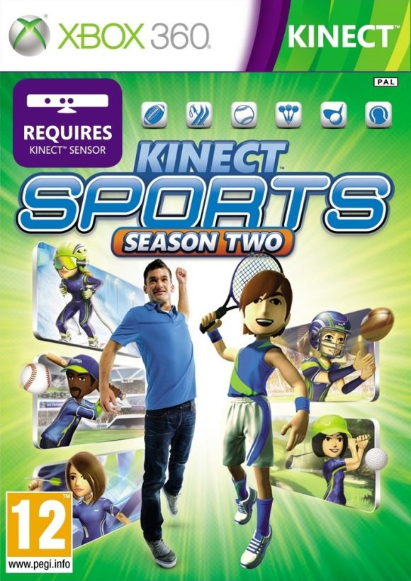 Kinect Sports 2 - (Todas las Novedades)
