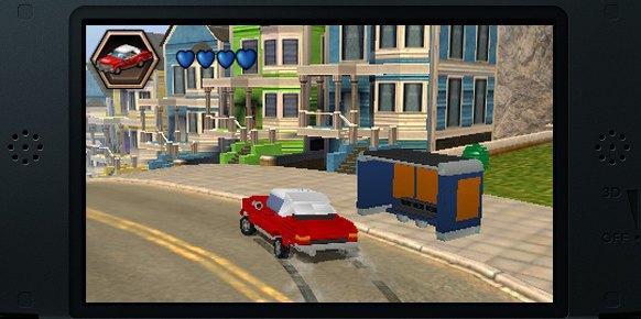 LEGO City Undercover (Nintendo 3DS)