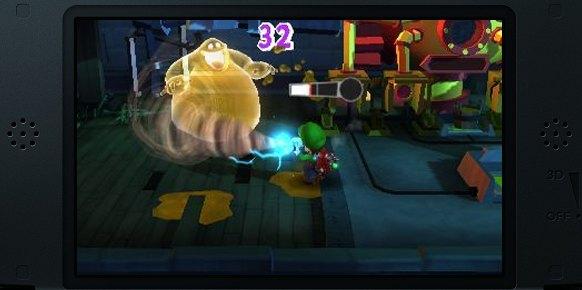 Luigi's Mansion 2 an�lisis