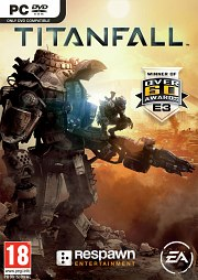 Car�tula oficial de Titanfall PC
