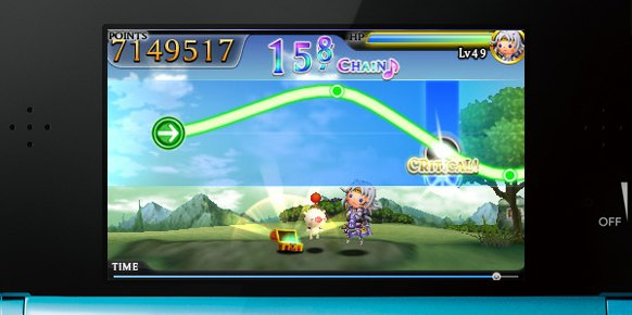 Theatrhythm: Final Fantasy 3DS