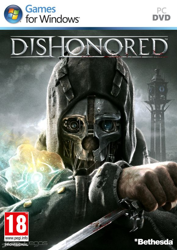 Car�tula de Dishonored