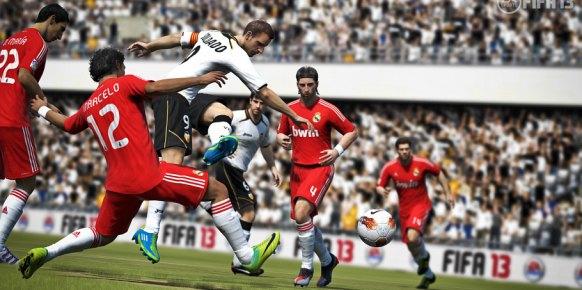 FIFA 13: Impresiones Pre-E3