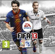 Car�tula oficial de FIFA 13 PC