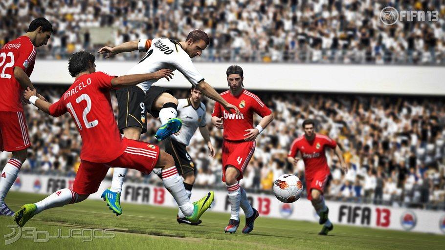FIFA 13 - Impresiones Pre-E3