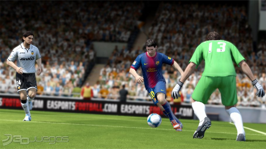 FIFA 13 - An�lisis