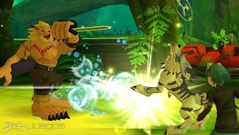 Anunciado Digimon Adventure para PSP