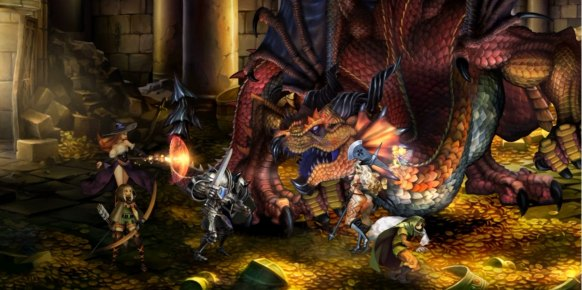 Dragon's Crown: Primer contacto