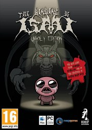 Car�tula oficial de The Binding of Isaac PC
