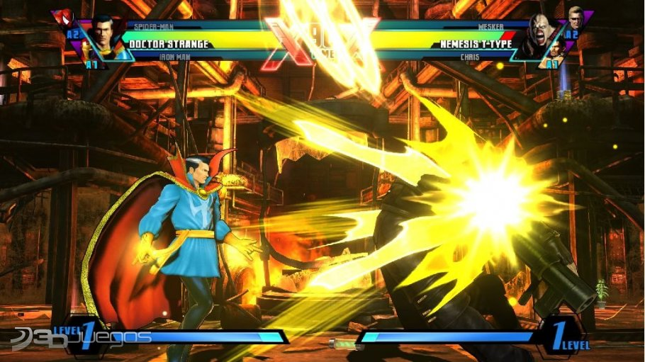 Ultimate Marvel vs. Capcom 3 - Impresiones jugables