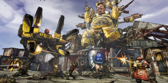 Borderlands 2: Impresiones Gamescom