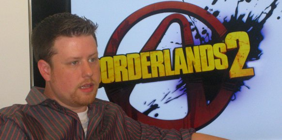 Borderlands 2: Entrevista Graeme Timmins