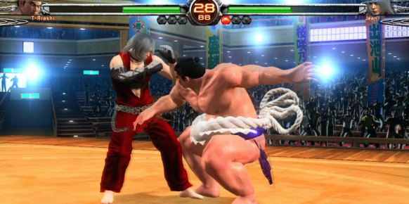 Virtua Fighter 5 Final Showdown (Xbox 360)
