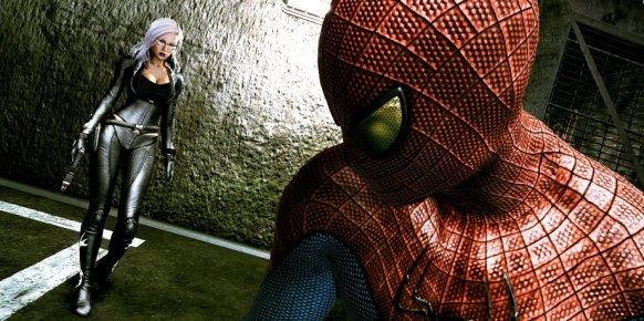 The Amazing Spider-Man X360