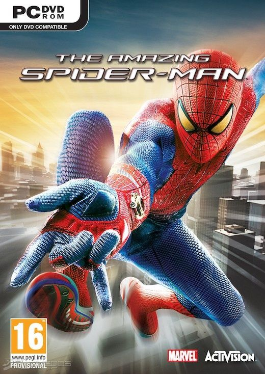 Car�tula de The Amazing Spider-Man