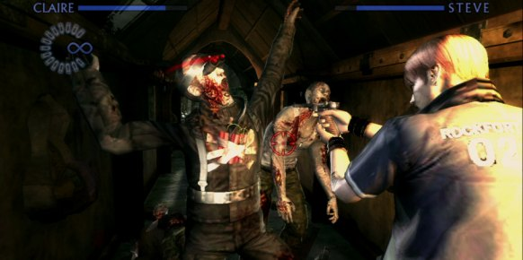 Resident Evil Chronicles HD an�lisis